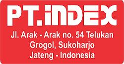 Lowongan Kerja SMK Operator Mesin Produksi Kayu di PT. Index Sukoharjo