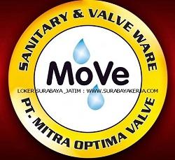 Lowongan Kerja Staf Accounting dan Administrasi di PT. Mitra Optima Valve Surabaya